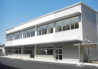 勝田第一中学校特別教室棟建設工事