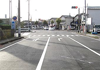 和田町舗装補修工事