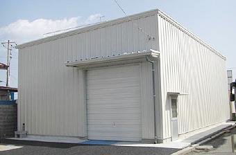 (株)五来漁具店倉庫棟