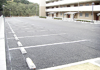 勝倉アパート5号棟屋外付帯工事